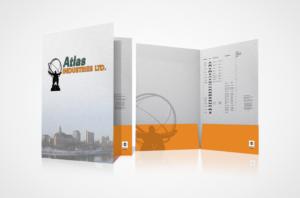 Atlas Industries Presentation Folder