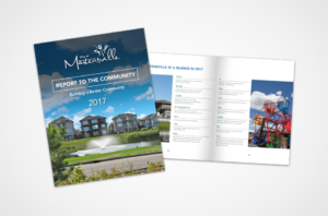 Martensville Annual Report