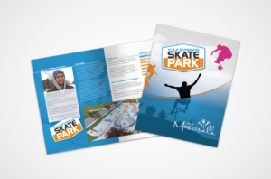Martensville Kyle Syrenne Skate Park Brochure