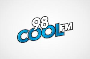 Saskatoon 98 Cool FM Logo