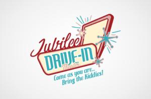 Watrous Jubilee Drive In Logo