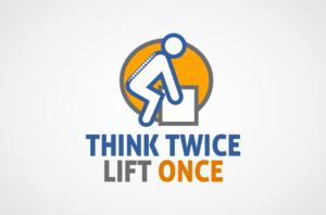 Think Twice Logo Chiropractors' of Association of Saskatchewan