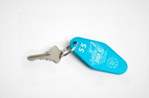 Jubilee Drive-in Custom Key Chain