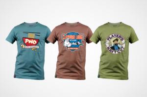 Custom Tee Shirt Designs