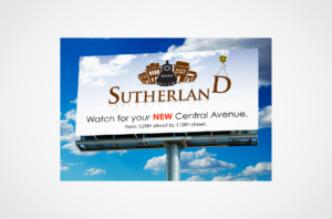 Sutherland BID BillBoard