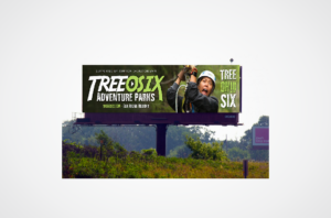 Tree-O-Six Bill Board