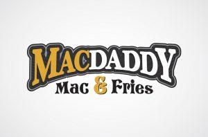 MacDaddy Mac & Fries Logo