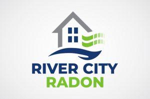 River City Radon logo