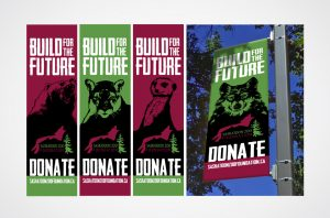 Forestry Farm Banners