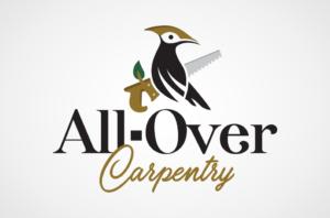 All-Over Carpentry Logo