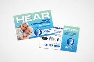 Postcard Intact Hearing