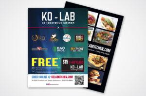 Ko-Lab Flyer