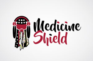 Medicine Shield Logo Design