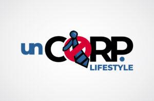 unCorp Logo Design