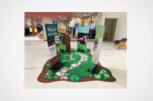 Saskatoon Zoo Mall Stands