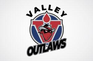 Valley Outlaws Logo Design